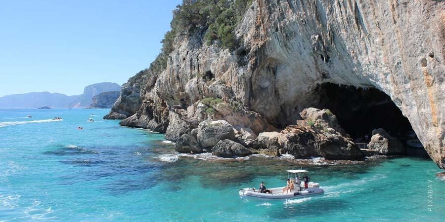 Vacaciones en Cerdeña: Los más bellos destinos, vistas, playas y mar.
