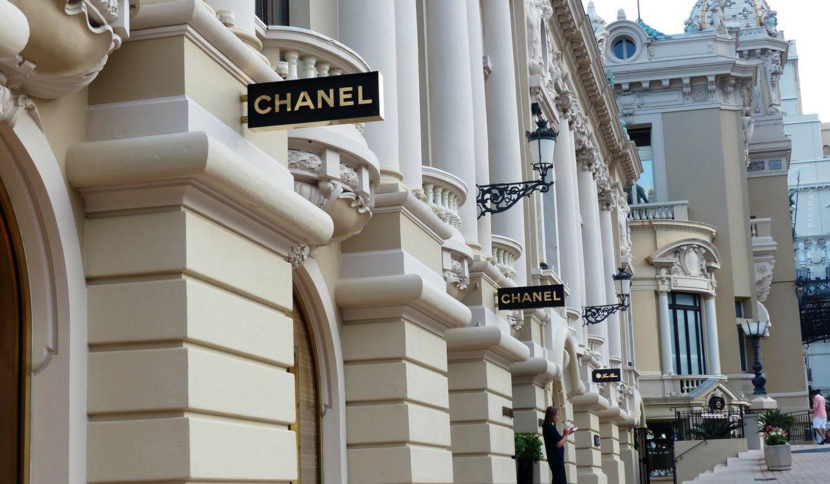Chanel - Destacados del desfile de moda y material de bastidores