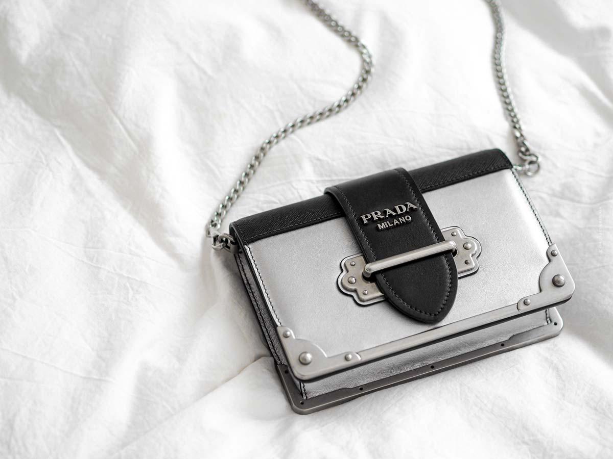 Prada: alta costura excepcional, colecciones y accesorios elegantes