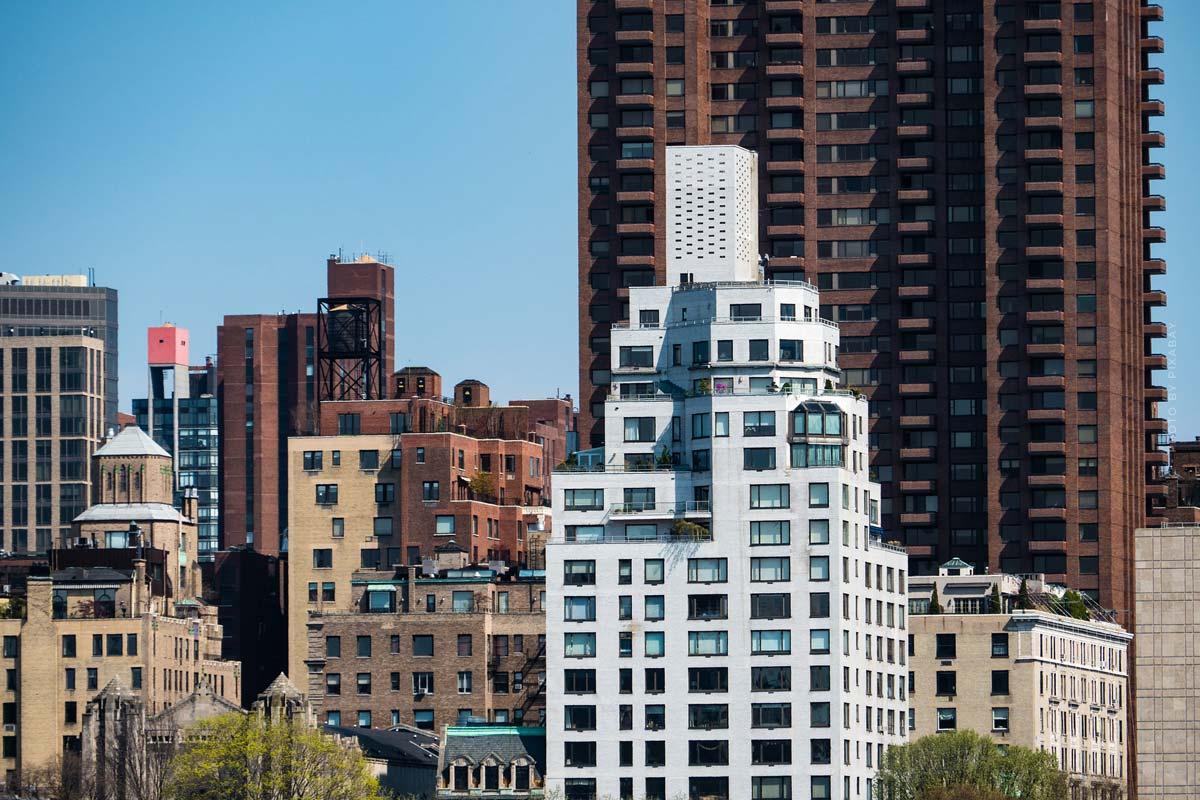 New York City, Penthouse, Sykline