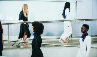 Nadja Auermann: La modelo con las piernas más largas del mundo