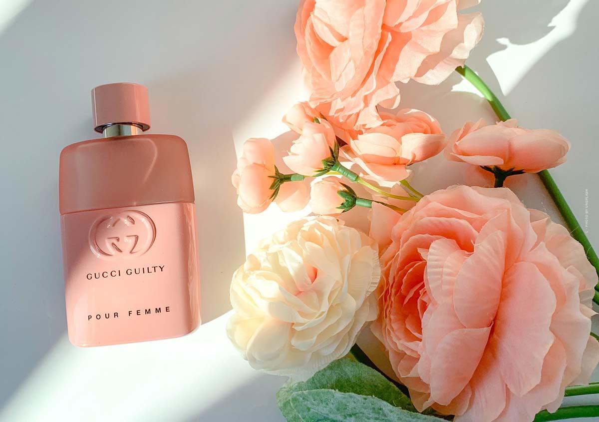 ¡Realmente fragante! Perfumes florales de Gucci: Flora, Bloom y Guilty