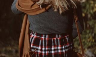 Mira las capas: Mantente caliente durante el invierno con las capas – consejos y trucos sobre telas, colores y co