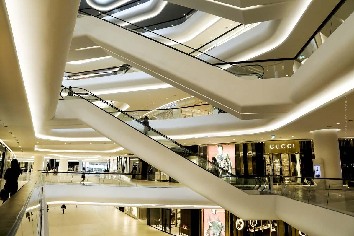 Compras de lujo en Houston (18 tiendas): Versace, Fendi, Dolce & Gabbana y compañía.