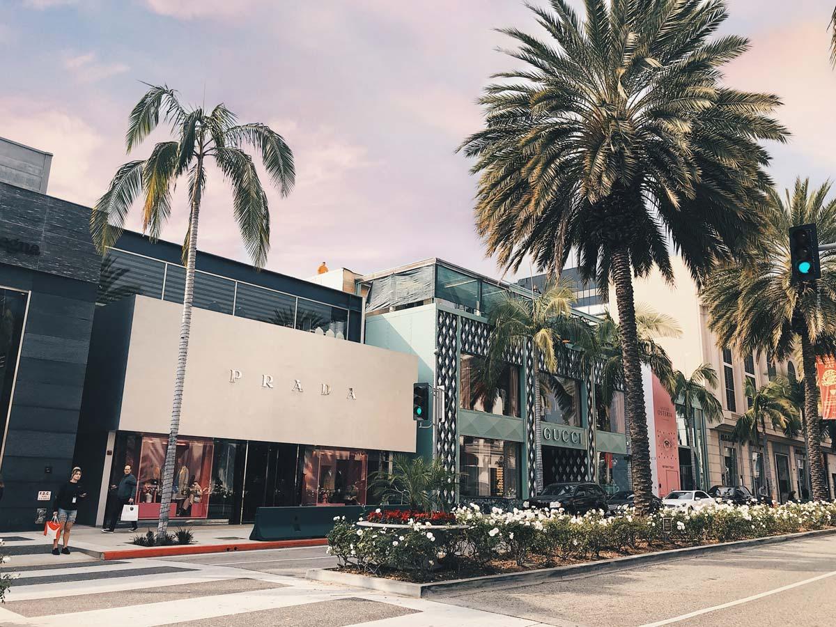 Compras de lujo en Los Ángeles (15 tiendas): Bulgari, Balmain, Rolex y compañía.