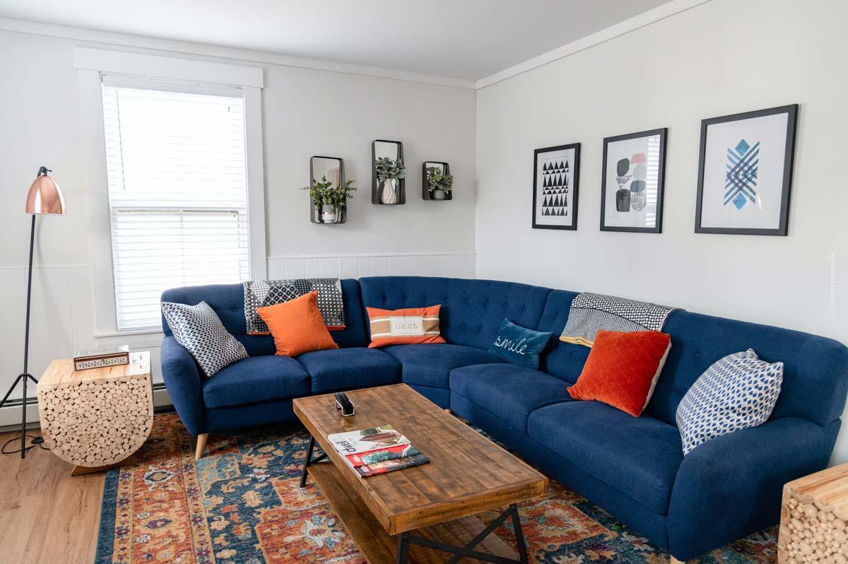 Roche Bobois: diseño extravagante y colores vivos desde París para camas, sofás y co.