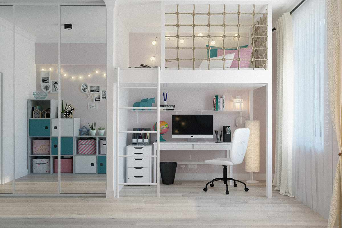 Amuebla la habitación de tu hijo: Ideas para diseñar con muebles de colores, lámparas, cuadros, decoración y co.