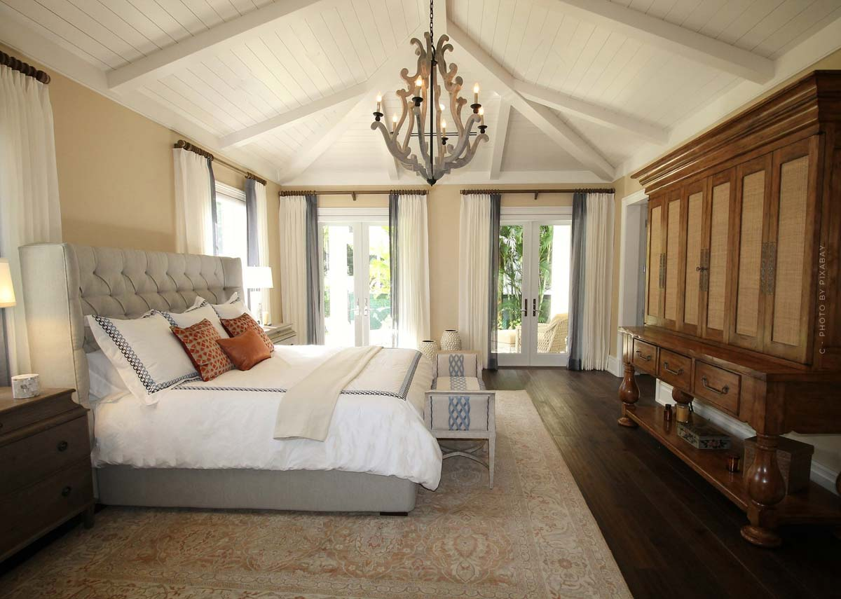 Mobiliario de estilo rústico: consejos para el salón, el dormitorio y la cocina con aspecto de casa de campo