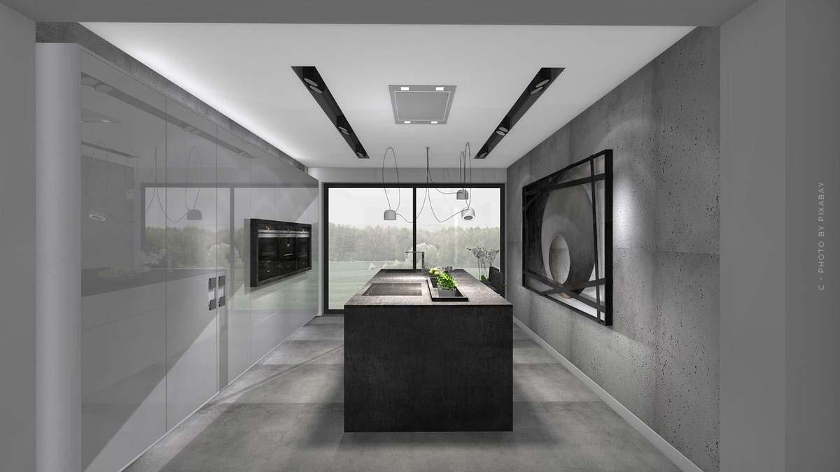Mobiliario minimalista: prescindir de la decoración y los muebles superfluos - El arte del minimalismo