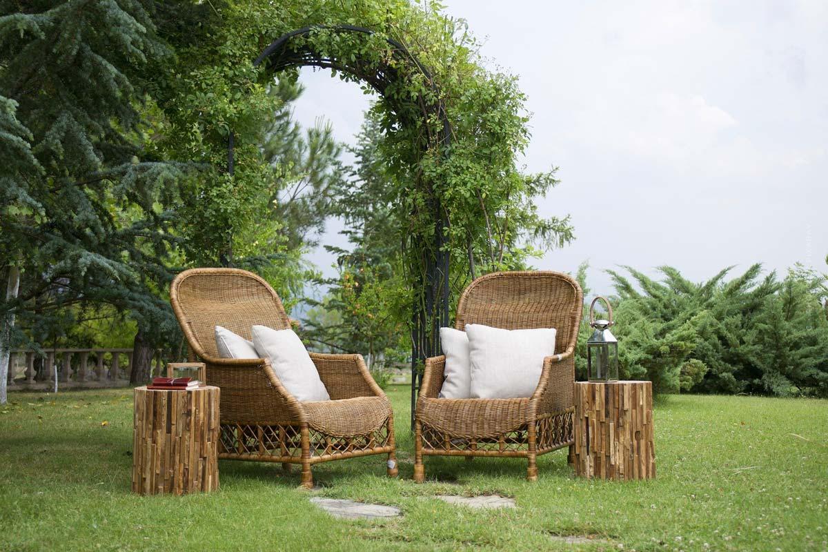 Muebles de jardín: balcón, terraza, sala de estar - elija su conjunto de madera o ratán para el jardín de sus sueños & co.