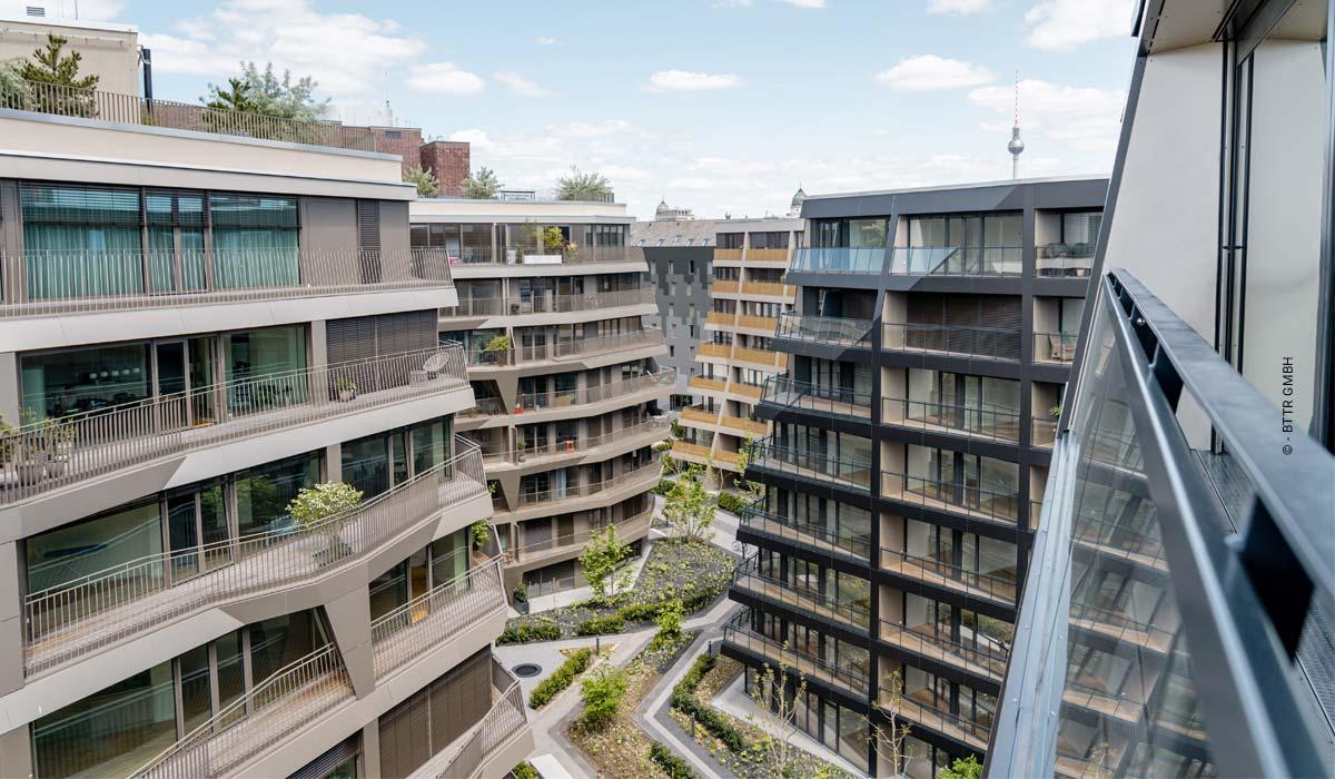 Inmuebles emblemáticos en Berlín, residenciales, comerciales y de estilo de vida - Entrevista con Graft Architekten (2/3)