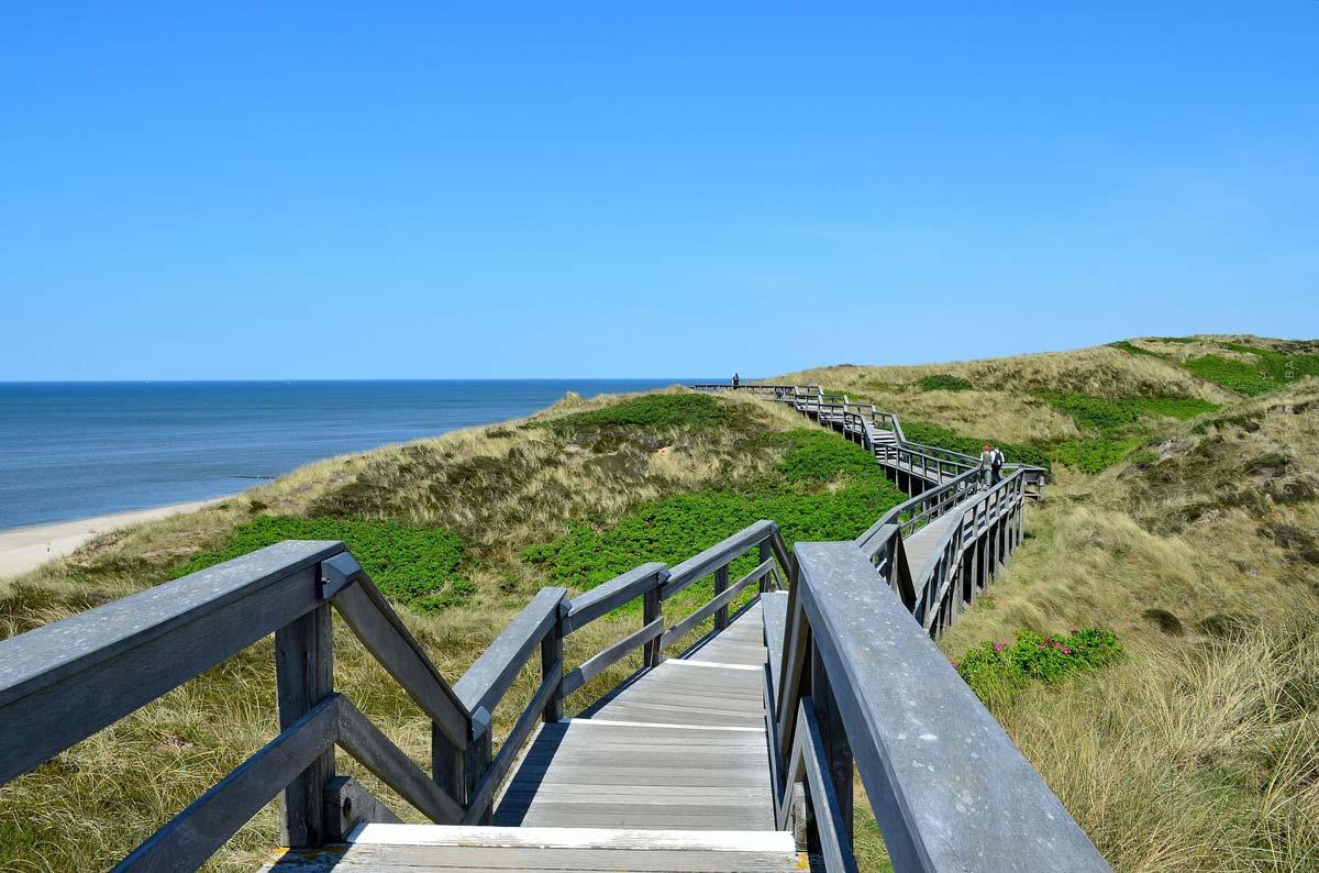 Vacaciones en Sylt: viajes, lugares, playas y pisos de vacaciones para su viaje