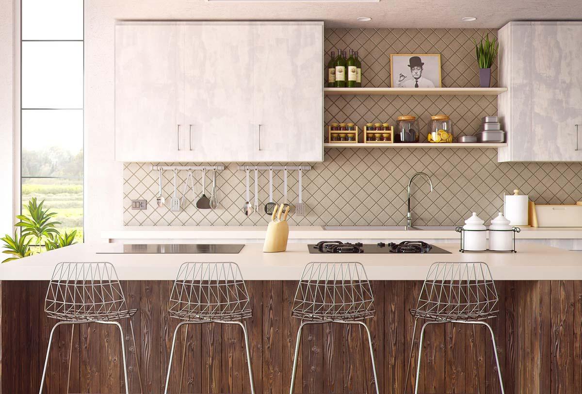 Guía de decoración de habitaciones: Cocina, jardín, salón y compañía - consejos e ideas para una decoración perfecta