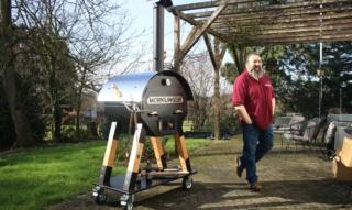 Merklinger Grill & Wooden Oven: Carne, Pizza, Pan y Made in Germany – ¡Consejo del campeón del mundo de parrilla!