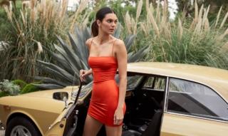 Kendall Jenner para ABOUT YOU: Colección, Diseño, Los Ángeles – ¡en exclusiva sólo 3 días!