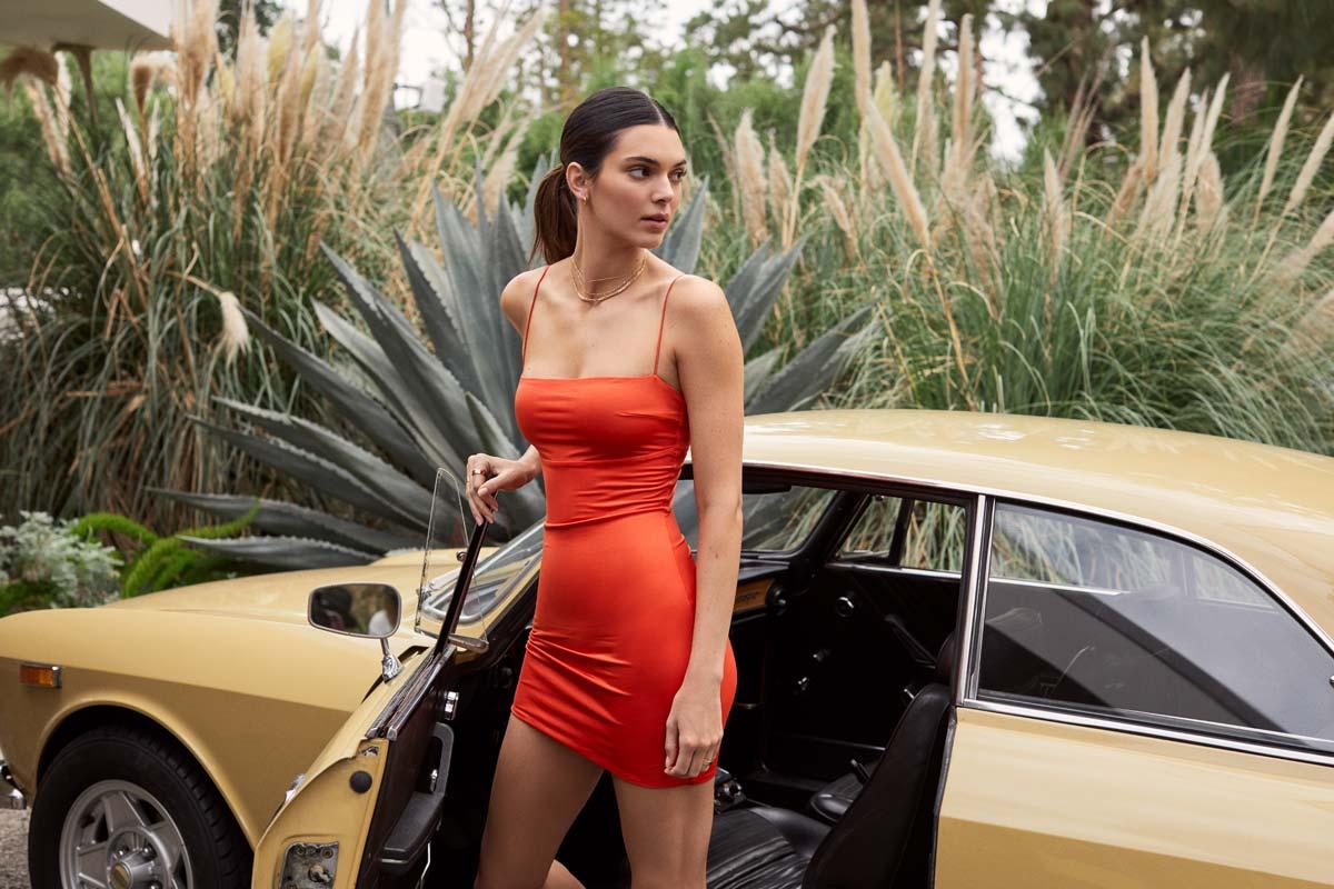 Kendall Jenner para ABOUT YOU: Colección, Diseño, Los Ángeles - ¡en exclusiva sólo 3 días!