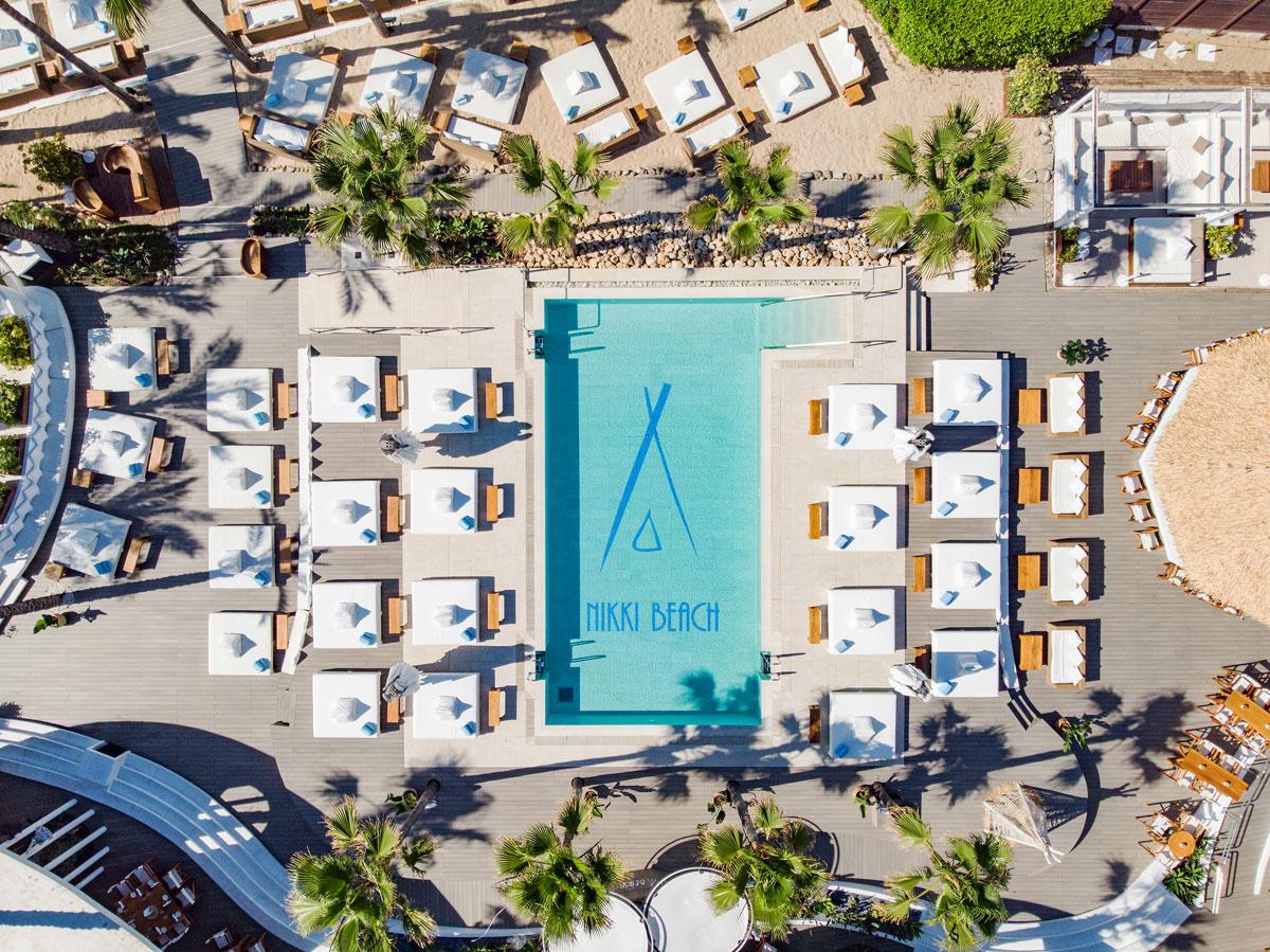Nikki Beach Marbella: Hotspot, restaurante y piscina - ¡nuestro consejo!