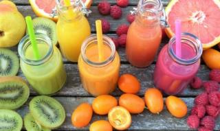 Smoothie: recetas, ingredientes, vitaminas deliciosas – manzana, plátano & co.